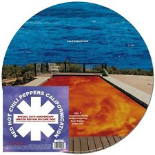 RED HOT CHILI PEPPERSLP x 2 Californication PICTURE DISC 2019 Ltd Vinyl IN STOCK