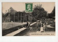 CONTREXEVILLE - Les tennis    (J1457)
