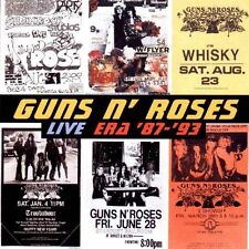 GUNS N' ROSES Live Era '87-'93 2CD BRAND NEW