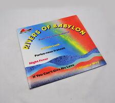 LP: Rivers of Babylon-Super Hits International (Maritim) Stereo 47516nt (Vinile)