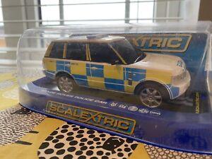 Scalextric C2808 Range Rover Police Car