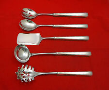 Horizon by Easterling Sterling Silver Hostess Set 5pc HHWS  Custom Made