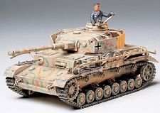 Tamiya America [TAM] 1/35 German Panzer IV Plastic Model Kit 35181 TAM35181