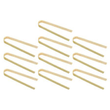 New listing 10Pcs Kitchen Serving Tongs Serving Slips Bread Clips for Home Kitchen