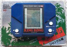 EPOCH POCKET DIGIT-COM MINI King Kong Jungle