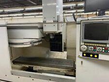 Milltronics Partner VM17 60 X 16 Table 230V Vert Machining Center Centurion V