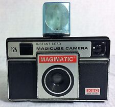 Magimatic Magicube Camera X 50 Instant Load Made in USA