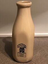 Alpine Pottery Roseville Ohio 98 The Voice Of Agricultural Farm Bureau Milk Jug
