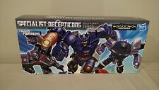 Transformers Henkei Classic Specialists Decepticons Galvatron Octane Astrotrain