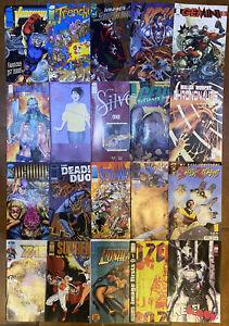 Image Comics Bundle Lot of 20 NM No Reserve Mixed Good Job Lot All #1's