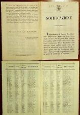 G121-GRANDUCATO DI TOSCANA, FIRENZE, GUARDIA CIVICA A S. CROCE, 1847