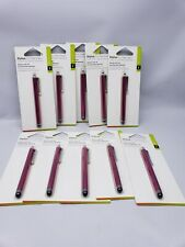 iEssentials Stylus For iPad and Samsung and others - lot of 10