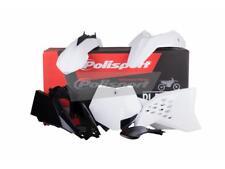 Kit Plastique Polisport Blanc KTM SX 65 2012 2013 2014 2015