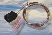 1x Reparatur-Leitung 30cm 0,50mm mit Stecker 1J0973702 2x Stossverbinder VW Audi