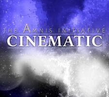 Cinematic - The Amnis Initiative - CD + DVD new album 5.1 like Vangelis Jarre