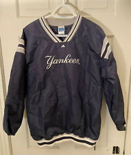 Adidas Youth New York Yankees MLB Windbreaker Pullover Jacket MLB Size XL 18/20