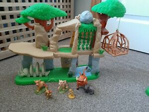 Disney Lion Guard Lion King Defend The Pridelands Playset And Characters Figures