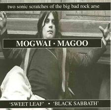 "MOGWAI / MAGOO - Sweet Leaf / Black Sabbath 7"" *RAR* UK"