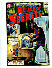 HOUSE OF SECRETS #63 THE NEST OF FEAR! (5.5) 1963