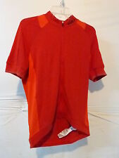 Louis Garneau Lemmon 2 Jersey Men's Large Barbados Cherry Retail $59.99