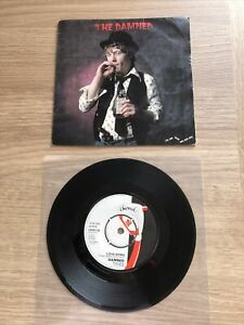 """The Damned Love Song 7"""" Vinyl Algy Ward  Cover CHIS112"""