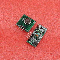 5PCS 315Mhz RF transmitter and receiver link kit for Arduino/ARM/MCU WL