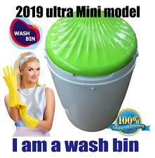 Wash Bin Mini Portable Washing Machine W SPIN DRYER