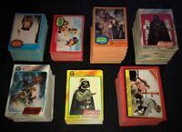 1977-1983 COMPLETE RUN O PEE CHEE STAR WARS/EMPIRE STRIKES BACK/RETURN JEDI