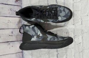 Converse x Tinker Hatfield Star Series BB Black Camo Shoes 166441C MENS SIZE 9