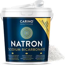 4,5 kg Natron Pulver Natriumhydrogencarbonat E 500 Backsoda Lebensmittelqualität