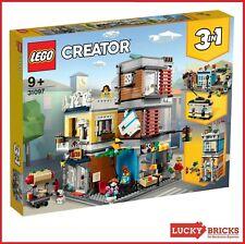 LEGO® Creator - 31097 Stadthaus mit Zoohandlung + NEU & OVP +