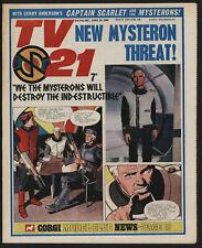 TV Century 21 No 180 UK comic grade FN Thunderbirds Stingray ORIGINAL OWNER
