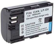 Digitek LP-E6 New Rechargeable Li-ion Battery for  Canon + warnty