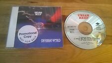 CD ROCK Uriah Heep-Different World (3) canzone Intercord/Legacy Rec SC