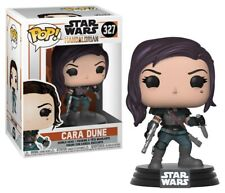 Star Wars The Mandalorian Cara Dune Pop 327 Vinyl Funko Figure