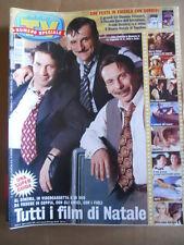 TV Sorrisi e Canzoni n°50-51 2002 Aldo Giovanni Giacomo  [D54]