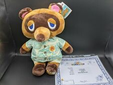 Build A Bear Animal Crossing New Horizons Summer Tom Nook w/ Phrases