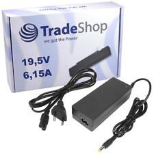 Netzteil Ladegerät Ladegerät F. Sony PCGA-AC19V7 19,5V 6,15A 120W