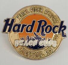 Hard Rock Cafe  Beach Club  Choctaw MS pin HRC