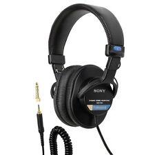 Sony MDR7506 Professional headphones - New
