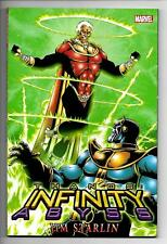 Thanos Infinity Abyss TPB 2nd Edition (Marvel, 2014) - New!