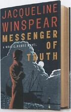 MESSINGER OF DEATH BY JACQUELINE WINSPEAR