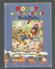 Enid Blyton  NODDY AND THE BUNKEY EX++  W/DJ  Sampson Low 1959 1ST EDITION