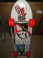 """New Lib Tech Complete Poly Skateboard With Surfboard Graphics 8X30""""Bent Metal"""