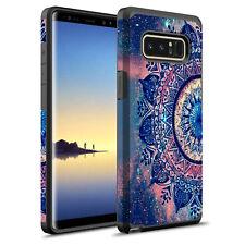 For Samsung Galaxy Note 8 Hybrid Graphic Fashion Silicone Case