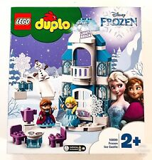 Lego DUPLO 10899 Disney Frozen Ice Castle Princess Girl Toddler Toy For 2+ Years
