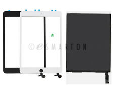 A1599 A1600 iPad Mini 3 LCD Display Touch Screen Digitizer Glass + IC Connector