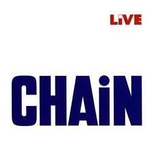 CHAIN Live Chain CD NEW DIGIPAK