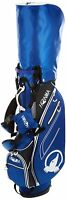 HONMA Golf Sporty Stand Men's Caddy Bag 8.5 x 47 inch 2.5kg Blue CB-1812