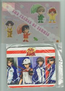 Prince of Tennis Set - Pencil Board & Mouse Pad - Great Gift Anime